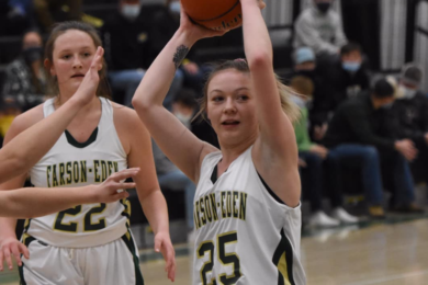 Six Farson-Eden Pronghorns Earn All-Conference and All-State Honros