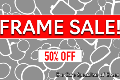 Get Top Brand Glasses Frames for HALF PRICE!