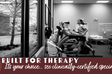 Recovering From COVID; Physical Therapy Can Help