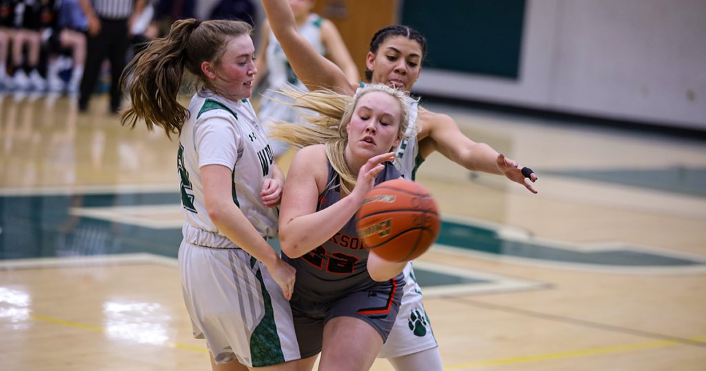 Lady Wolves Throttle Jackson in Opening Game of Regionals