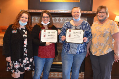 Sweetwater County Travel and Tourism Presents 1st Quarter 2021 R.E.A.C.H. Award Winners
