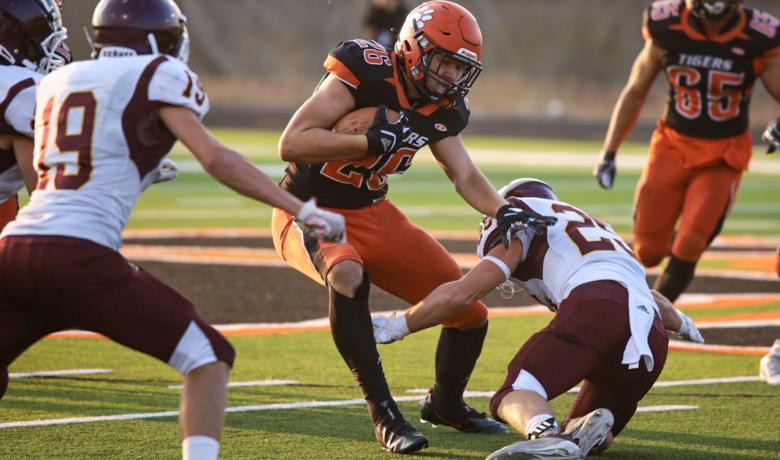 Schoenfeld Named Wyoming's Best High School Football Player