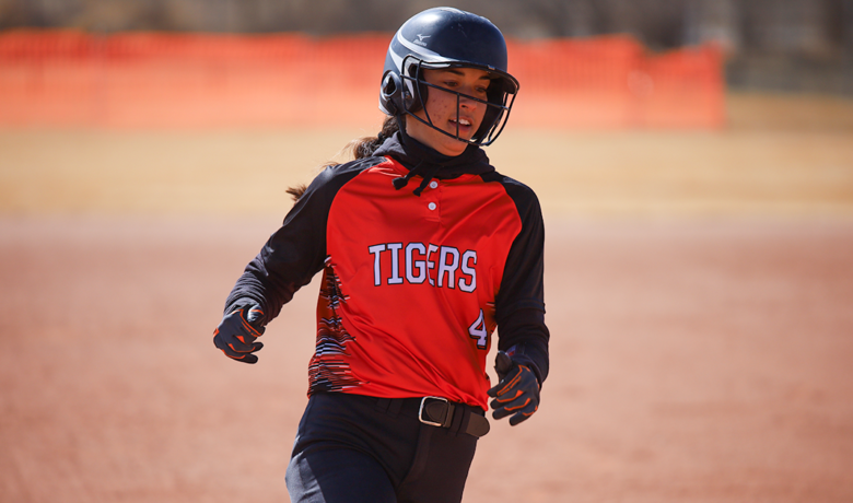 Lady Tigers Defeat Lady Wolves in First Softball Matchup