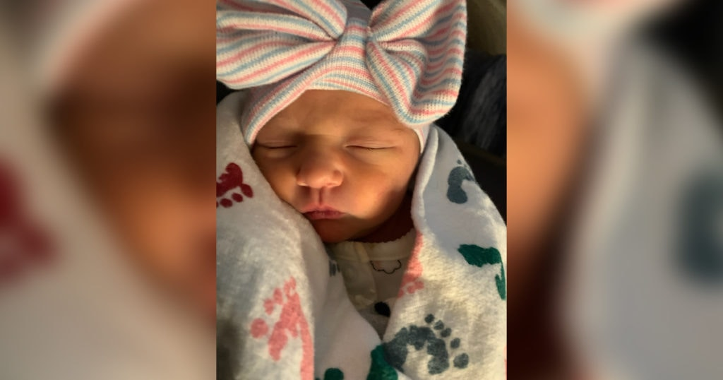 Birth Announcements: Ella Marie Antila