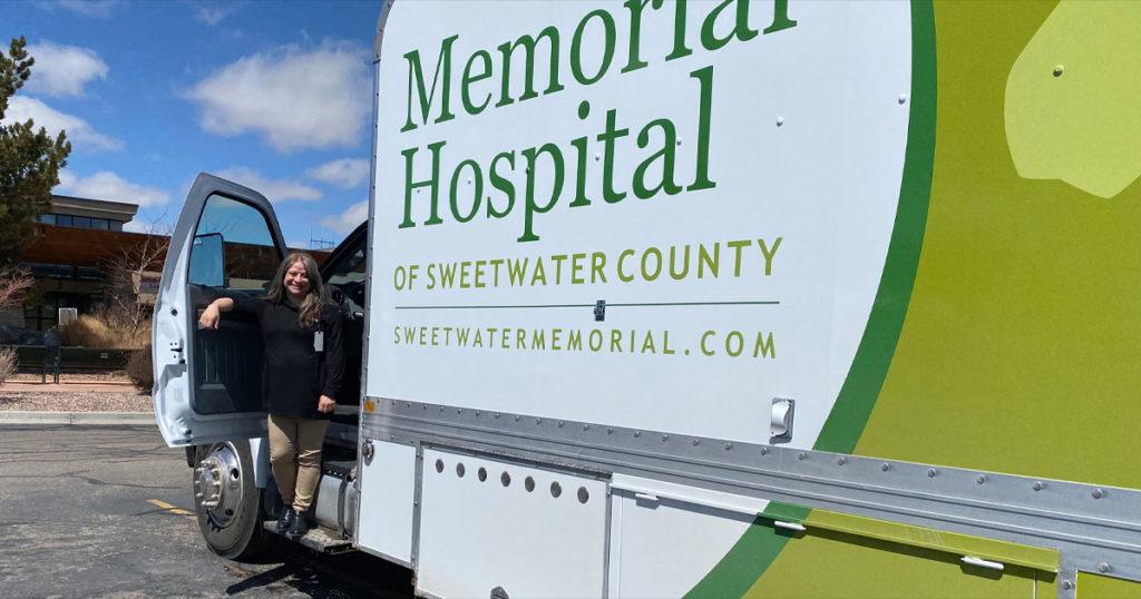 Memorial Hospital Acquires New Mobile Laboratory