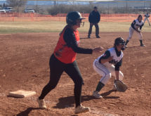 Tigers Top Wolves in Tuesday Softball Tilt