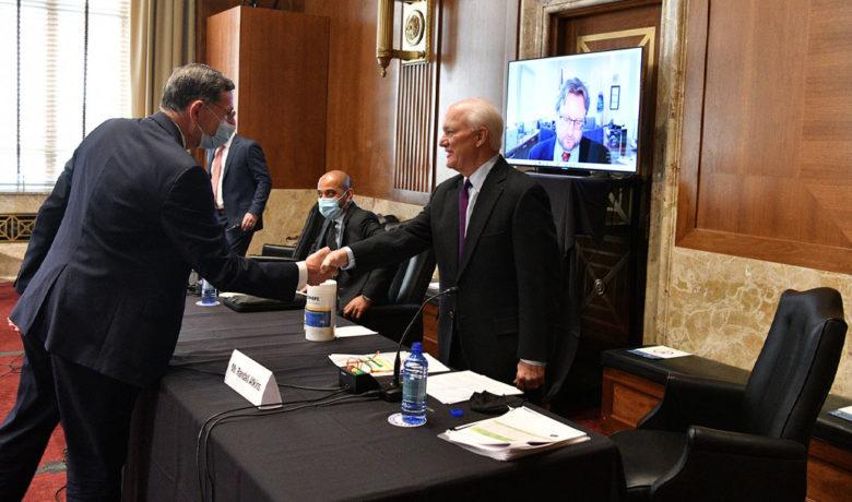 Ramaco CEO Testifies on Future of Coal to U.S. Senate Committee