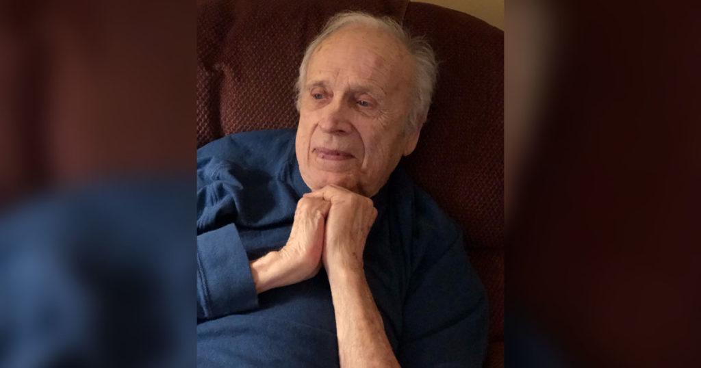 """Charles """"Danny"""" Blevins (March 3, 1932 – April 16, 2021)"""