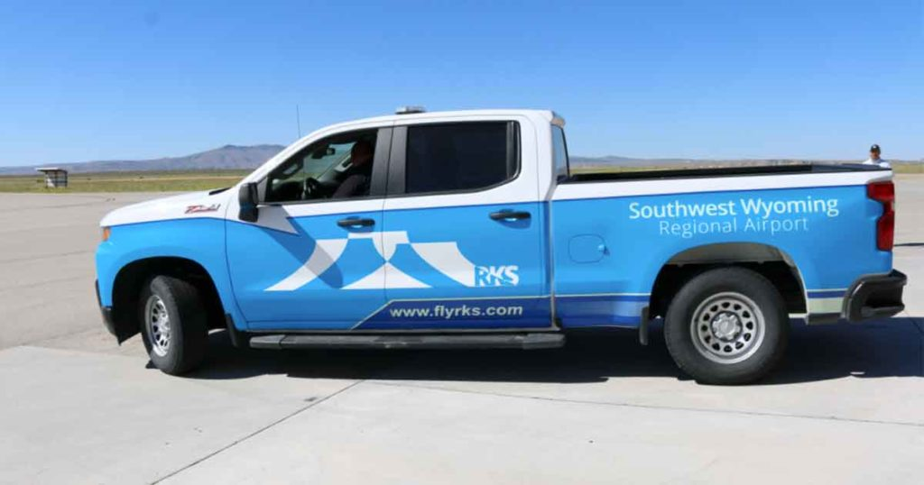 Southwest Wyoming Regional Airport Could Receive $1 Million in COVID-19 Relief Funds