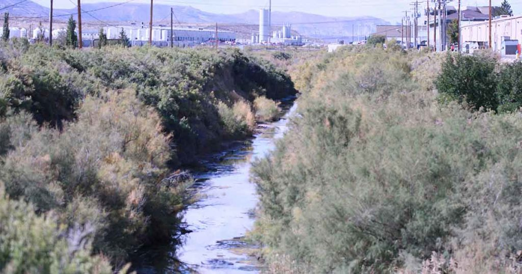 Rock Springs Clarifies Bitter Creek Restoration Project for Bidders