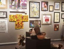 High School Artists' Reception Set for Tonight at CFAC