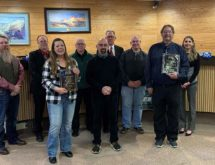 GR Council Members Honored for Years of Service
