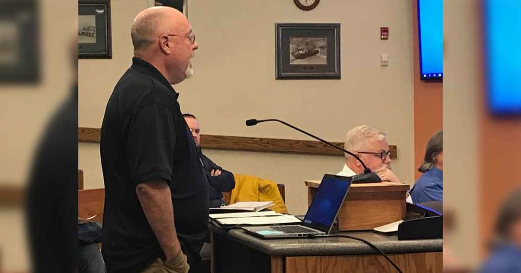 Organizations Present RS Council with Funding Requests