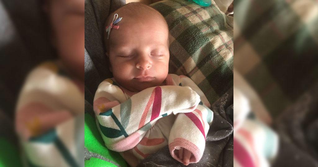 Birth Announcements: Allison Jo Conder