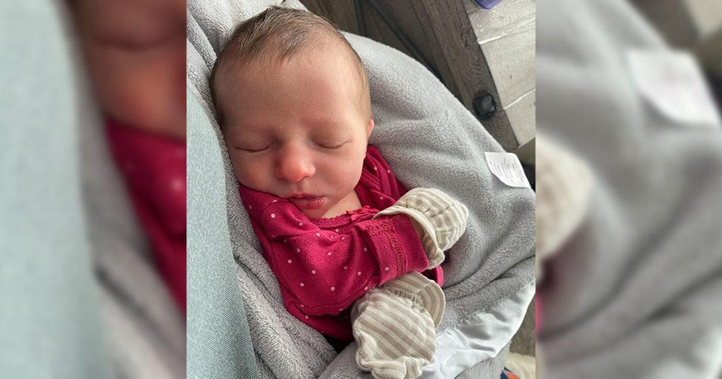 Birth Announcement: Brynlie Kay-Irene Chivers