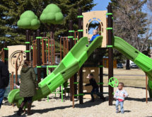 Edgewater Park Receives Upgraded Playground Equipment