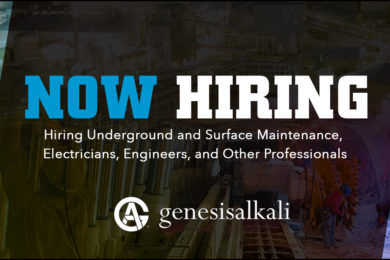 Join the Exceptional Team at Genesis Alkali!