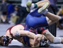 Six Mustangs Headed to Quarterfinals in NJCAA Wrestling Championships