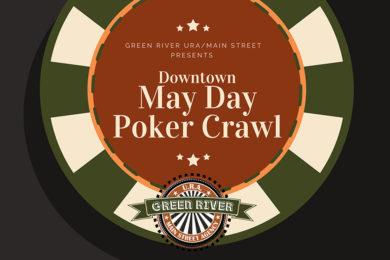 Enjoy a Sunny Saturday at the Downtown May Day Poker Crawl