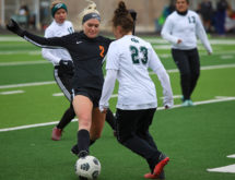 Lady Tigers Outscore Lady Wolves 14-1; Tigers Shut Out Wolves 2-0