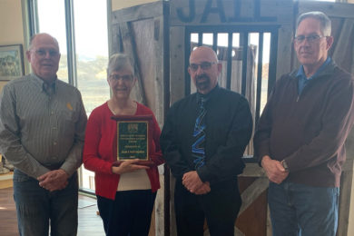 Green River Couple Honored with Distinguished Citizens Award