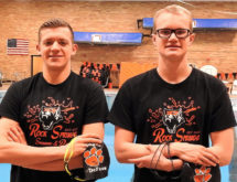 Two Former RSHS Swimmers Earn NAIA All-American Honors