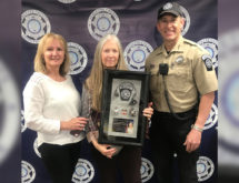 Keiser Retires After 39 Years as Communications Officer