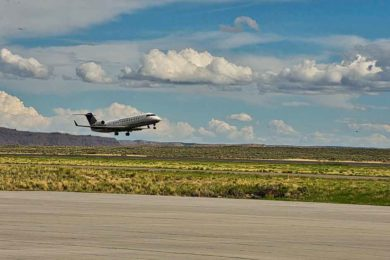 Twice Daily Flights to Resume at Southwest Wyoming Regional Airport