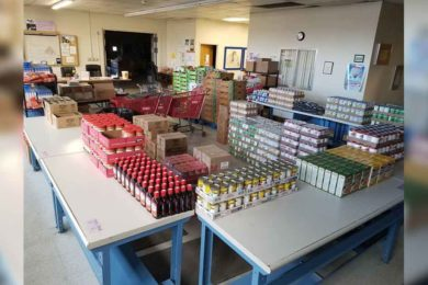 Food Bank Seeks Monetary Donations to Purchase Food for Summer