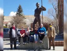 Granger Students Tour Sweetwater County Museum