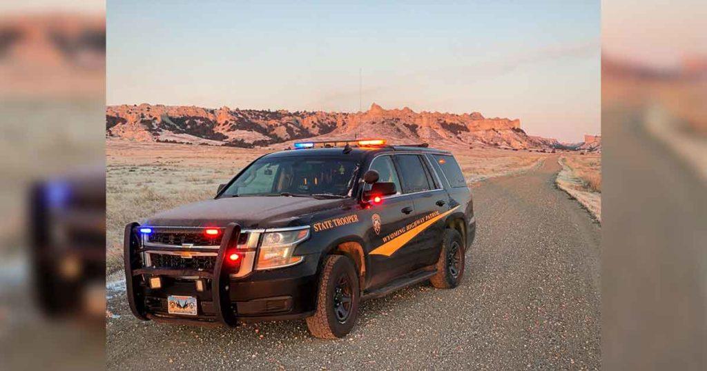 Wyoming Highway Patrol Participates in National Enforcement Blitz