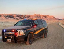 Wyoming Highway Patrol Participates in National Enforcement Blitz