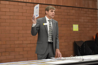 Alternate Road Discussion Sees Mixed Opinions