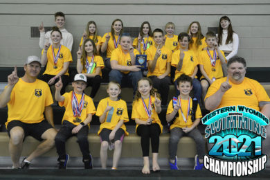 Sign Up to Swim With a State Championship Team!